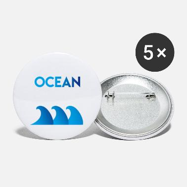 Sail Boat Sailing sailing boat captain sailboat ship anchor - Small Buttons
