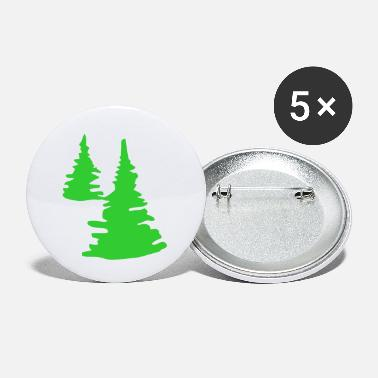 Tree trees - tree - Small Buttons