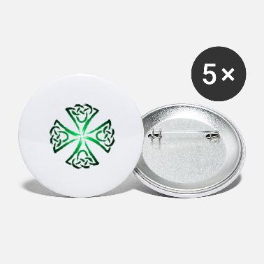 Endless Celtic symbols of strength and courage - Small Buttons