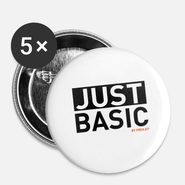 Just Just BASIC - Spilla piccola 25 mm