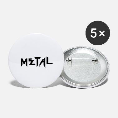 Heavy Metal Heavy métal - Petits badges