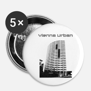 Urban Vienna Urban - Badge petit 25 mm
