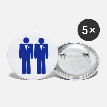 Gay Gay - Små buttons