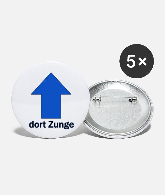 Affaire Buttons - er tong - Buttons klein wit