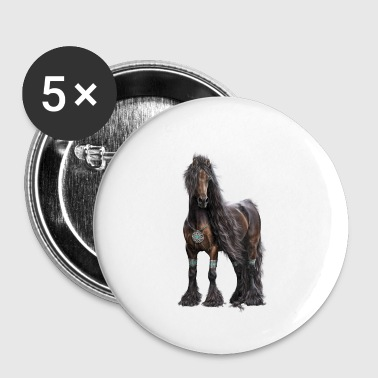 Celtic Celtic Spirit - Buttons klein 25 mm