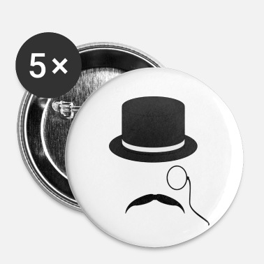 Sir Sir / M. - Badge petit 25 mm