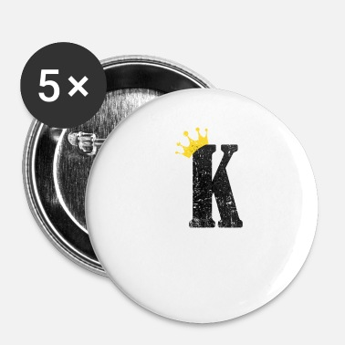Cards Poker King Cards Jouer Kicker Card - Badge petit 25 mm