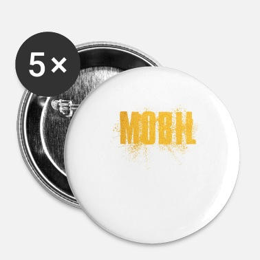 Mobile mobile - Badge petit 25 mm