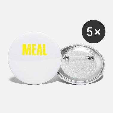 Meal Meal - Small Buttons
