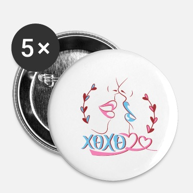 Amor Amor - Buttons/Badges lille, 25 mm