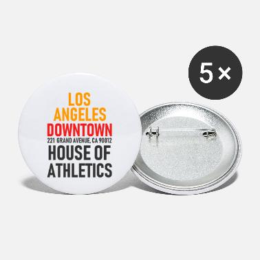 Los Angeles - Downtown - House of Athletics - Cal. - Small Buttons