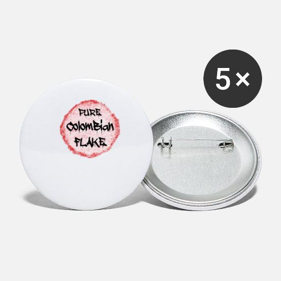 Cocaine Buttons - cocaine pure colombian flake cocaina - Small Buttons white