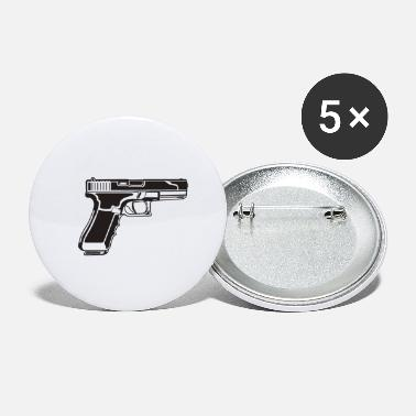 Pistol pistol - Small Buttons