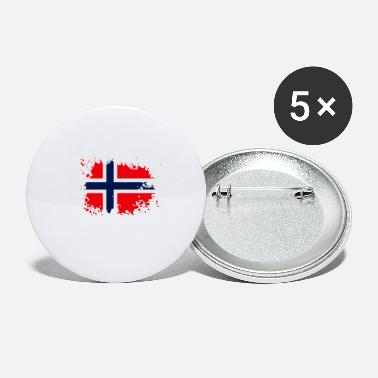 Norge Norge / Norge - Små buttons
