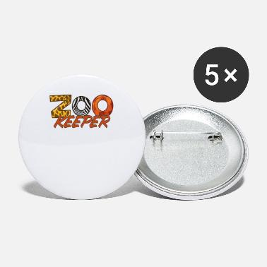 Keeper Zoo Keeper - Small Buttons