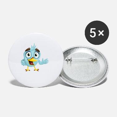 Bird bird - Small Buttons