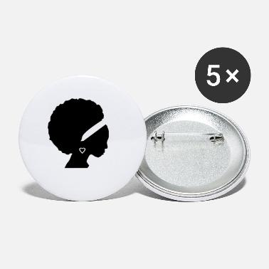 Afro Afro - Små buttons