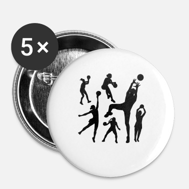 Sport De Balle sports de balle - Badge petit 25 mm
