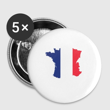 France décrit - Badge petit 25 mm