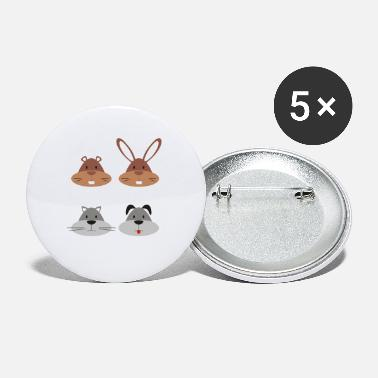 Pet Pets - Small Buttons