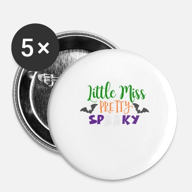 Pretty Little Miss Pretty Spooky - Badge petit 25 mm