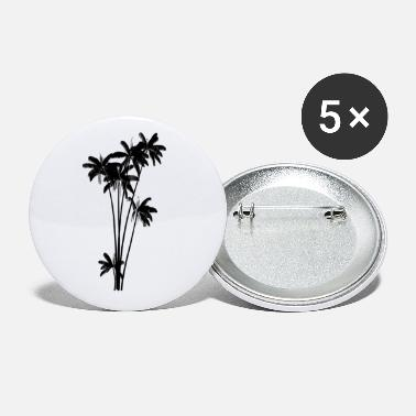 Palm Trees Palm tree palm - Small Buttons