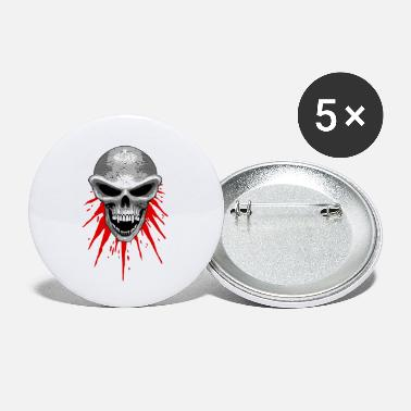 St23 st23 skull - Small Buttons