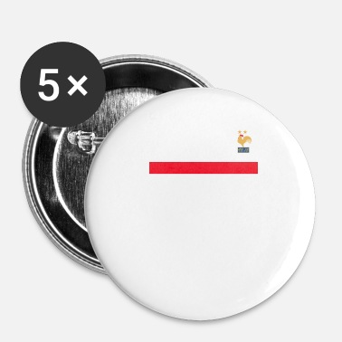 The France world champion 2018 retro - Buttons small 25 mm