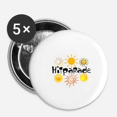 Parade hit-parade - Buttons/Badges lille, 25 mm
