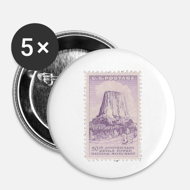 Us US Stempel - Buttons/Badges lille, 25 mm