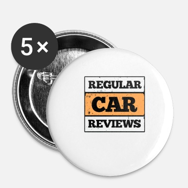 Review Regular Car Reviews - Buttons small 25 mm