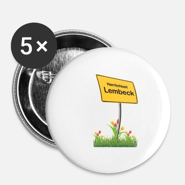 Shield Lembech Shield 2018 01 - Badge petit 25 mm