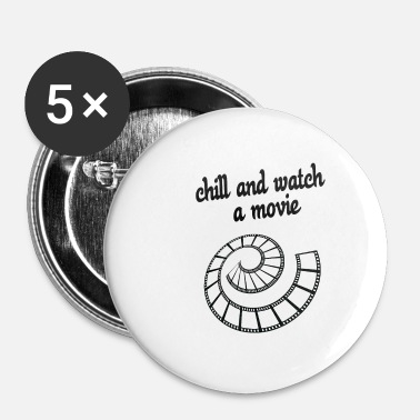Froid froid - Badge petit 25 mm