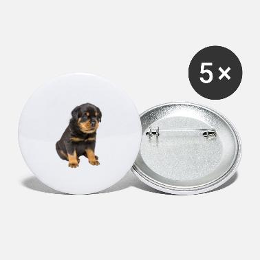 Puppy puppies - Small Buttons