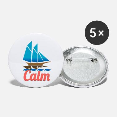Calm calm - Small Buttons