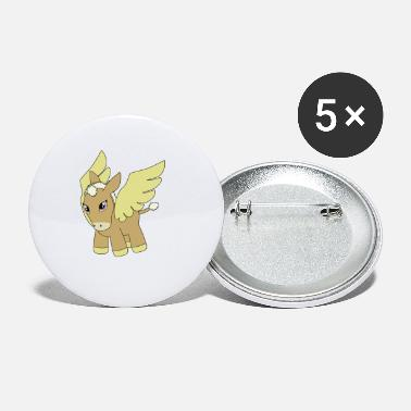 Poney poney - Petits badges