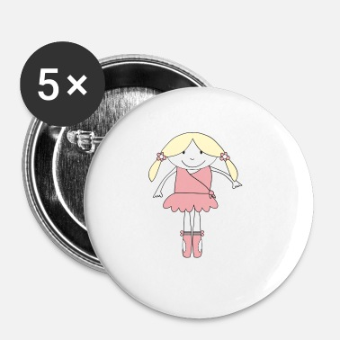 Ballerina ballerina - Buttons small 25 mm