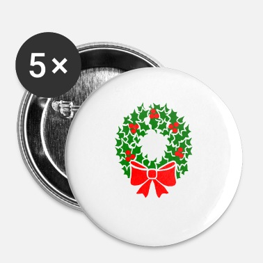 xmas xmas - Buttons/Badges lille, 25 mm