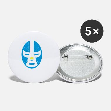 Mask Mask Mask - Small Buttons