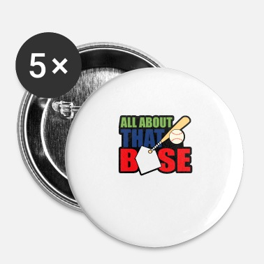 Bas BASE - Buttons/Badges lille, 25 mm