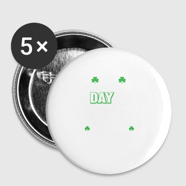 St. Patrick's Day Patrick St. - Buttons klein 25 mm