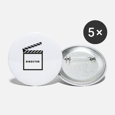 Director director - Small Buttons