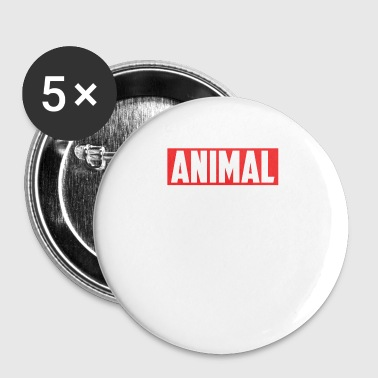 All Lives Matter Animal Lives Matter Shirt - Buttons small 25 mm