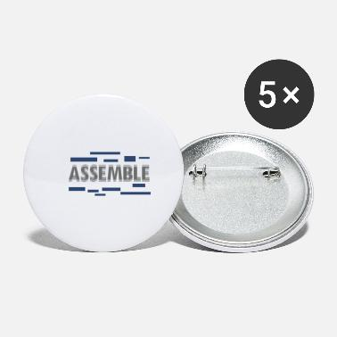Assembly Assemble - Small Buttons