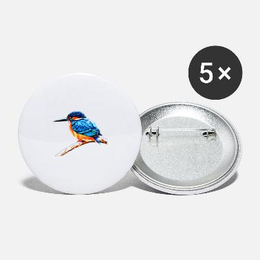 Kingfisher Kingfisher - Kingfisher - Small Buttons
