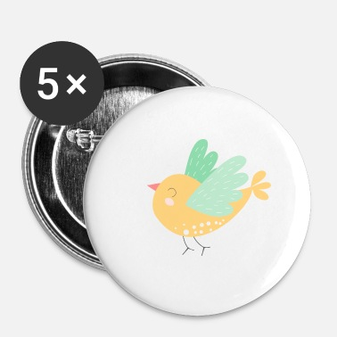 Emotion Saint Valentin - Badge petit 25 mm