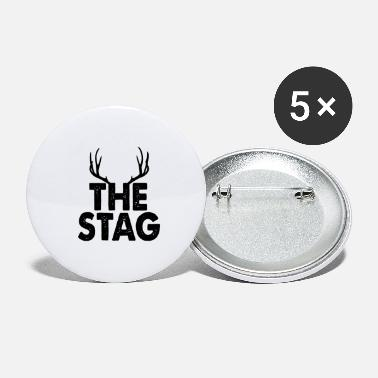 Stag The Stag - Small Buttons