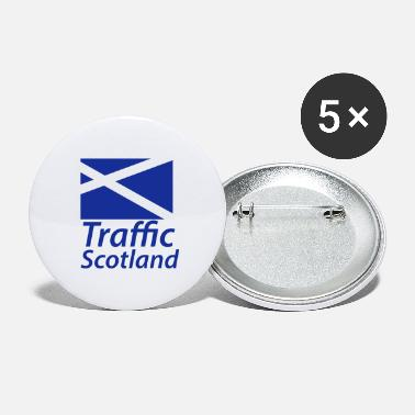 Trafic Traffic Scotland - Petits badges