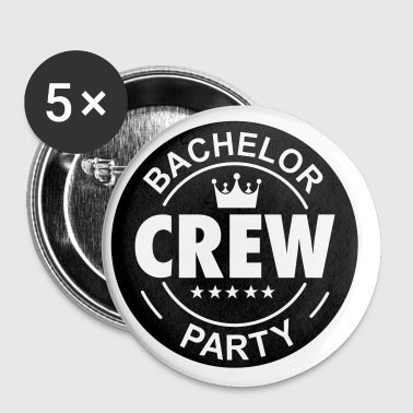 bachelor party - Buttons klein 25 mm