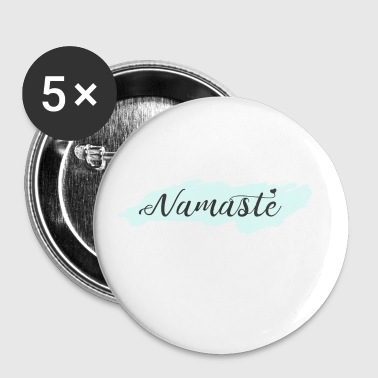 namaste - Buttons small 25 mm